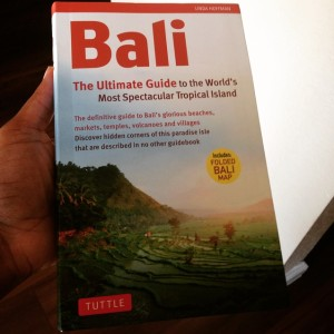 Bali Book