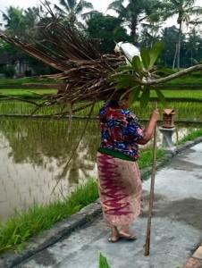 Balanese Woman