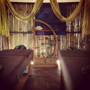 Massage at Lola Lily