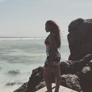 Rock Ocean View