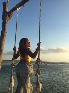 Swing Ocean View