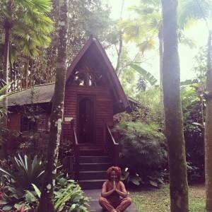 Tiny House Praying