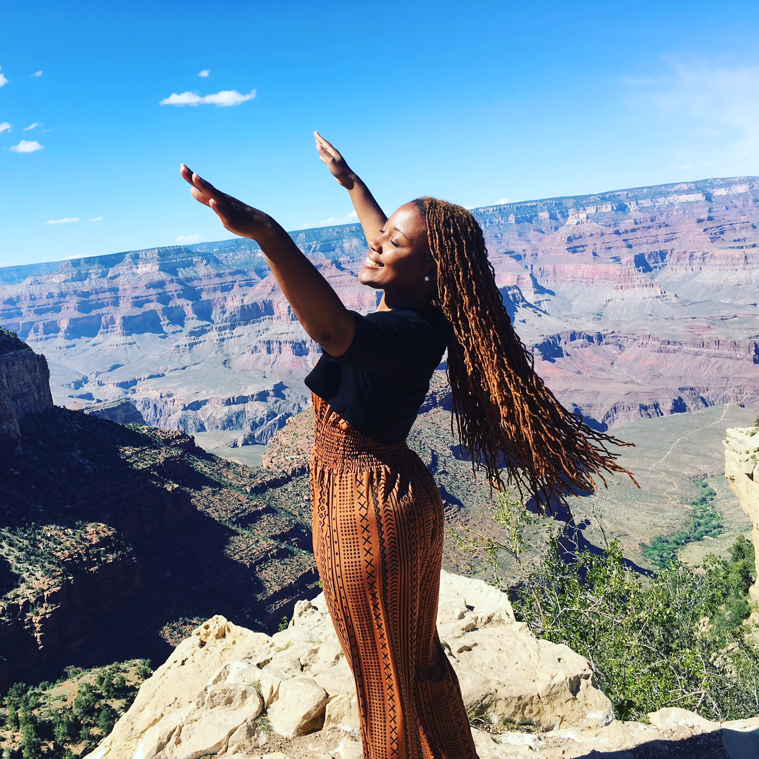 3 Steps to Believing In Your Big Dreams After Hitting Rock